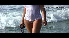 Free porno novinha menor de 18 anos trepando na praia com o cuzinho arrombado