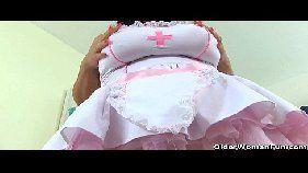Enfermeiras maduras safadas se exibindo no hospital
