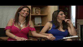 Pornozinho com duas lindas lésbicas safadinhas se pegando