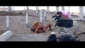 Filme de sexo: Putaria na casa de praia