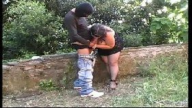 Fantasia sexual da gordinha e seu namorado pervertido