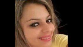 Latina muito sexy se exibindo na webcam