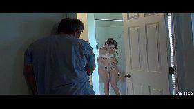 Ninfetinha loirinha tomando vara porno amador