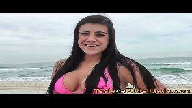 Porno Brasileirinhas com branquinha do sorriso lindo