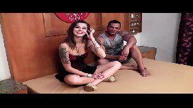 Surra de buceta da novinha brasileira no porno nacional