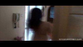 Vidio de sexo amador gozando nos peitos