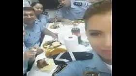 Bucetas lindas da sargento