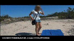 Vidio de amadoras na praia