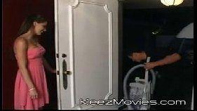 Madame safada fodendo com funcionário do hotel
