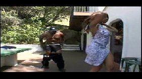 Morena gostosa dando gostoso seu corpo para o marmanjo fuder