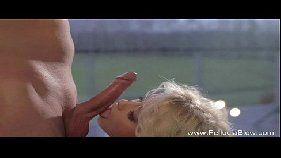 Loira casada em Sexo HD amador