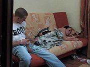Irmão safado comendo a vadia durminhoca