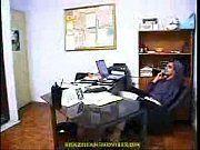 Fodendo no escritório