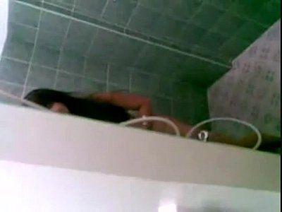 Masturbação antes do Banho