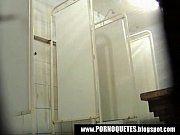 Câmera escondida dentro do banheiro