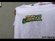 Estrangeiros fazem a festa com a morena brasileira