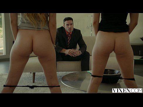 Castigo sexual para as filhas do chefe