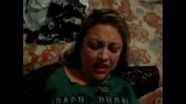 Sexo caseiro gorda safada sendo domada na webcam