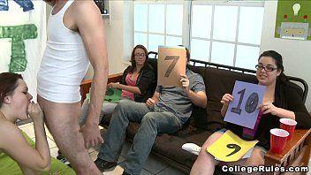 Ninfeta linda dando pra dois amigos sortudos porno doido HD