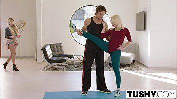 Porno Loiras dando para professor de ginastica