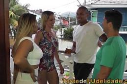 Videos porno carioca com loiras fazendo suruba no apartamento